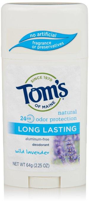 Natural Deodorant, Tom's