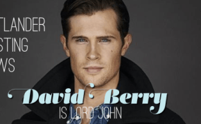 David Berry Lord John Outlander
