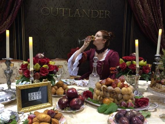 outlander fan expo