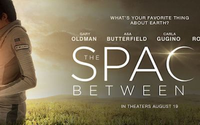 The Space Between Us: New Trailer and Release Date