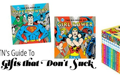 Gifts that Don't Suck: Super Hero Books for Little Readers