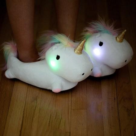 unicornslippers