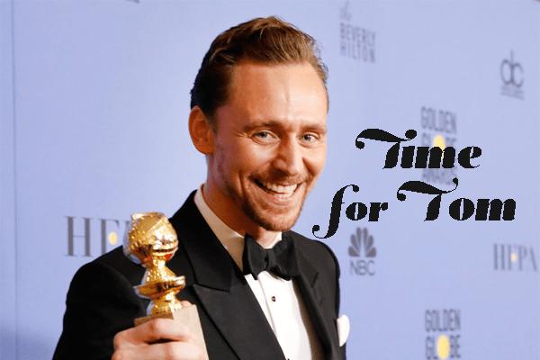Time for Tom: Golden Globes Speech