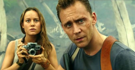 Kong: Skull Island, Kong, Tom Hiddleston, Brie Larson
