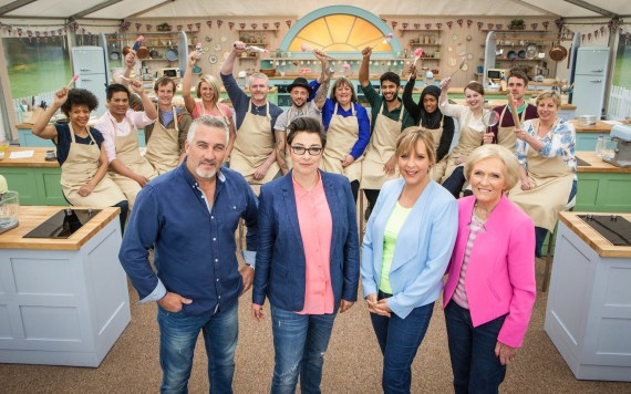 baking show, hosts, paul hollywood, mary berry