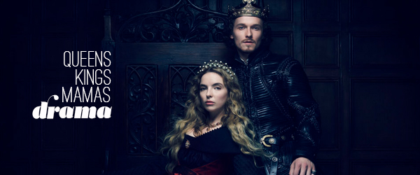 Season Finale of The White Princess - We chat with Jodie Comer and Jacob Collins-Levy