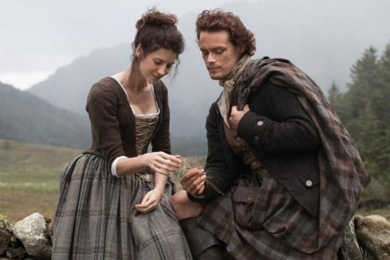 Outlander fandom drama, Outlander