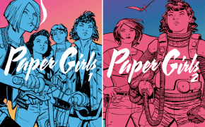 comic books, paper girls, newbie guide,