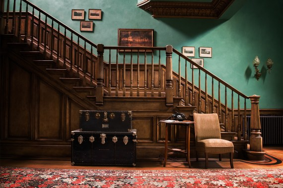 Outlander Season 3, Outlander set visit