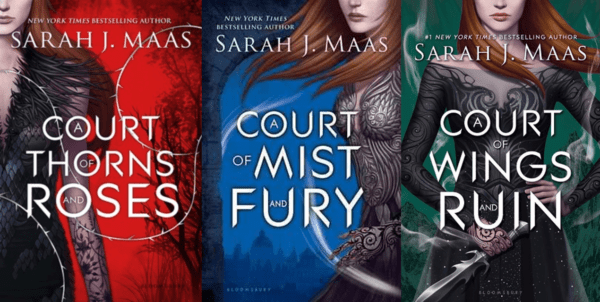 Someone Tell Me About Sarah J. Maas