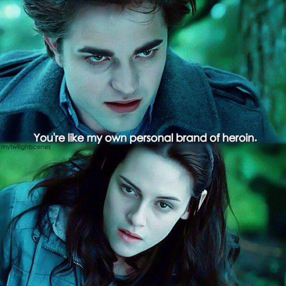 twilight, heroin