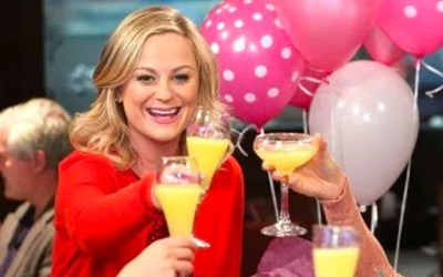 Ladies Celebrating Ladies: Happy Galentine's Day!
