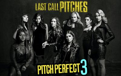 Pitch Perfect 3 BluRay Review + Giveaway