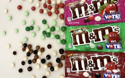 M&M's Crunchy Competitors: Try Them All, Then Vote Espresso!