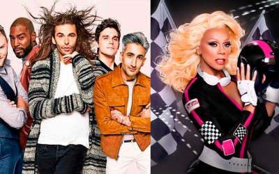 We need shows like RuPaul's Drag Race and Queer Eye