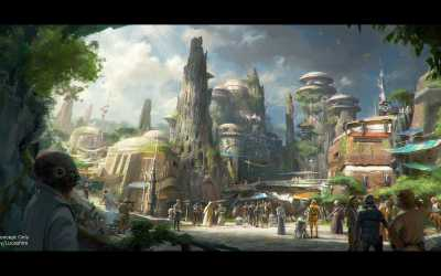 Disneyland, Star Wars: Galaxy's Edge