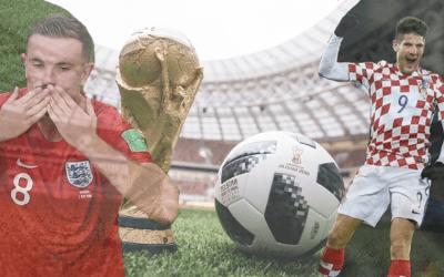 Six Reasons to Watch the 2018 World Cup Semifinal: England vs. Croatia