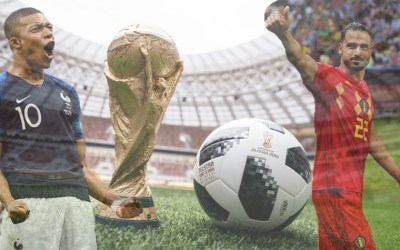 Seven Reasons to Watch the 2018 World Cup Semifinal: France vs. Belgium