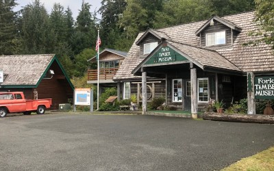 TN Travels: Forks, Washington (Part 2)