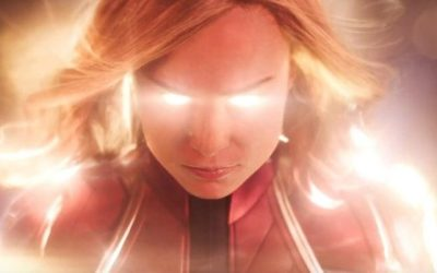 Captain Marvel Is FINALLY Here!