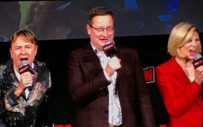 TN at New York Comic-con: Sunday