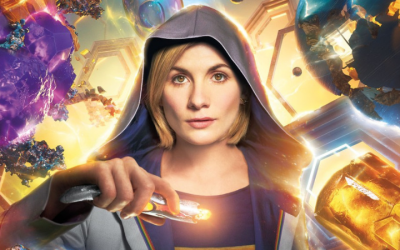 Our Doctor Who Hangout TARDIScuss Launches Tuesday