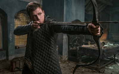 Robin Hood: A half-assed attempt to breathe new life into an old story.