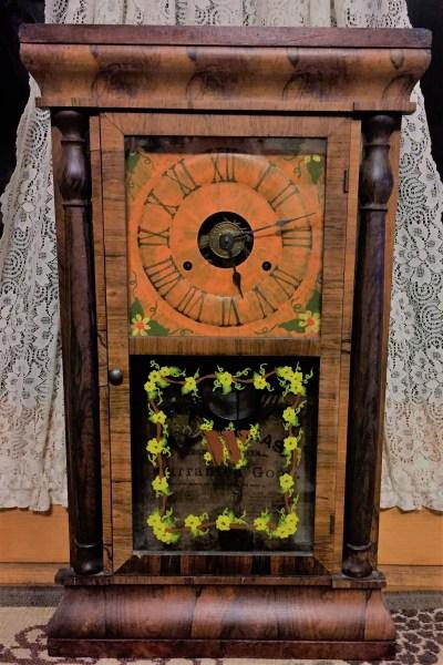 Seth Thomas Family Clock