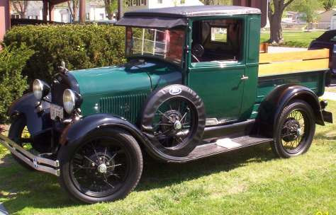 1928 Model A Ford Pickup