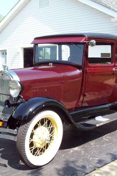 From the Model A Archives: A Model A Muffler Blowout