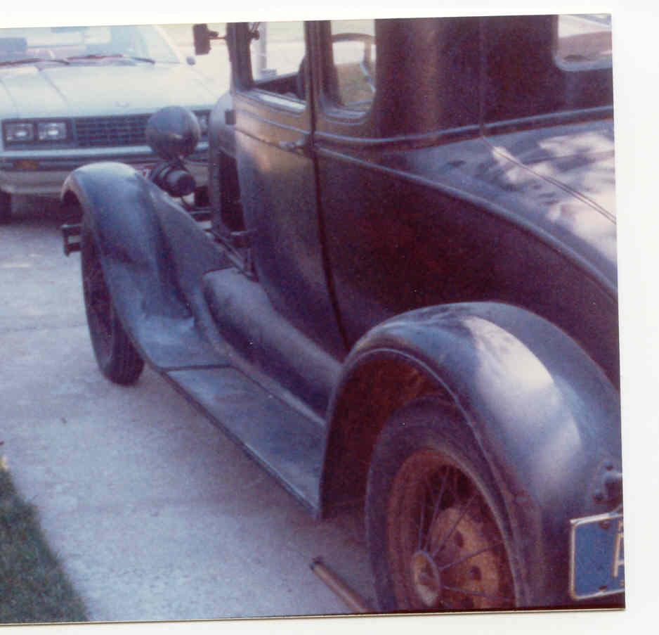 Model A 1929