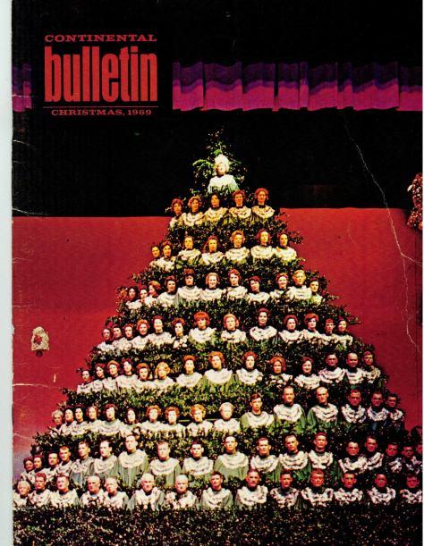 Continental Insurance Company Bulletin Dec. 1969
