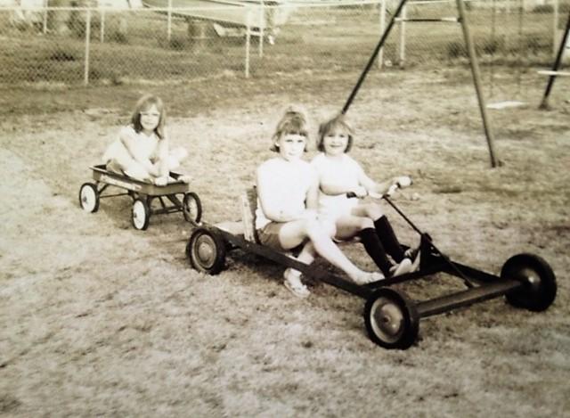1968 GO-cart fun