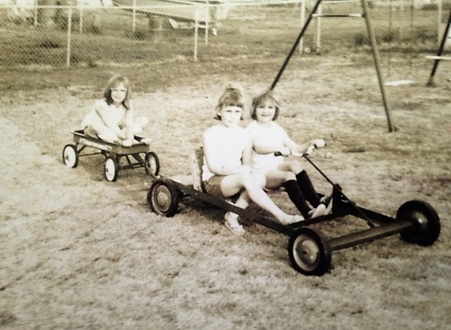 1968 GO-cart fun