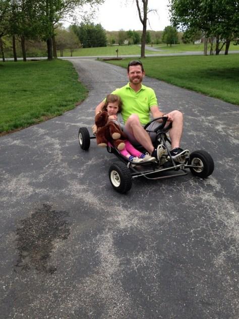 Go-Cart Fun Easter 2017
