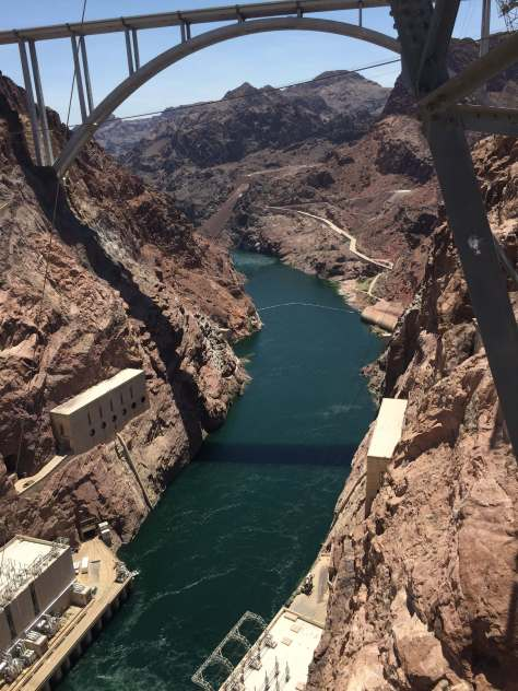 Hoover Dam, 2016