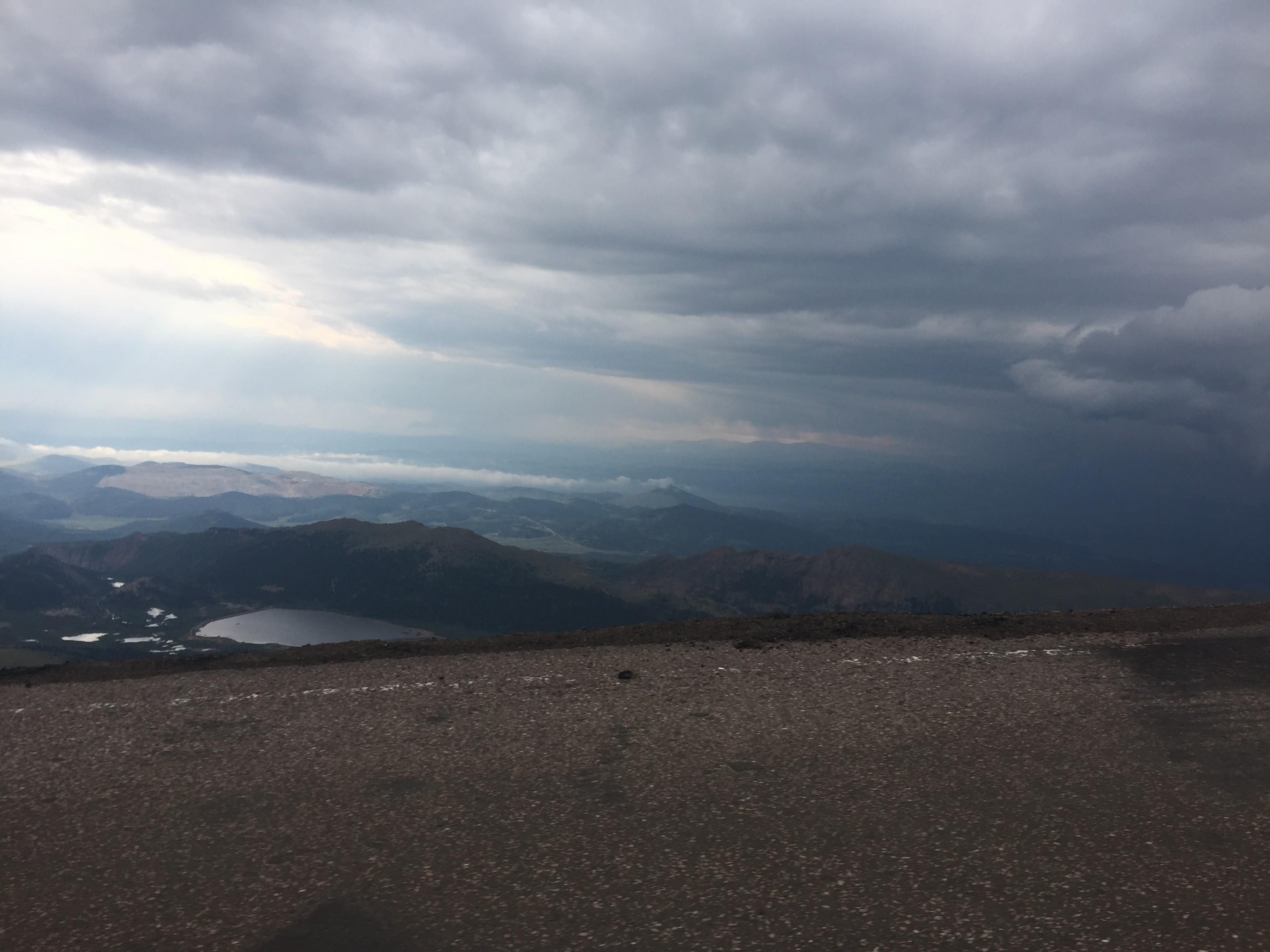 Pike's Peak, Colorado, 2017