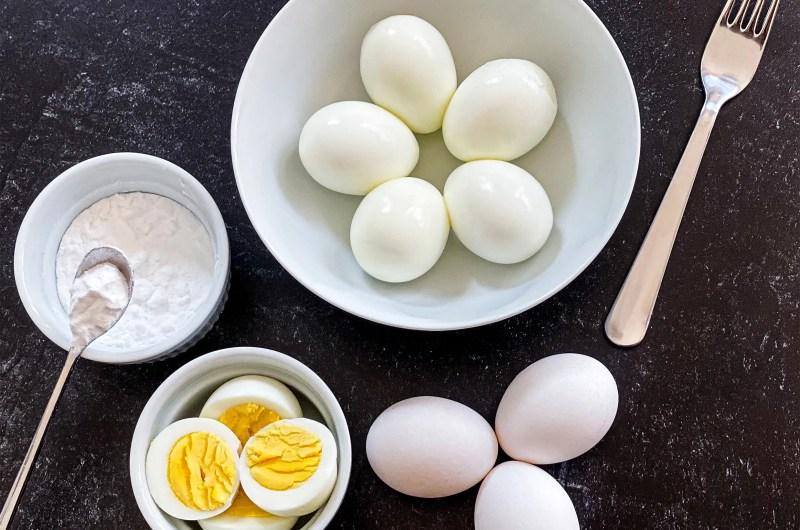 Simply Perfect Hard-Boiled Eggs Recipe