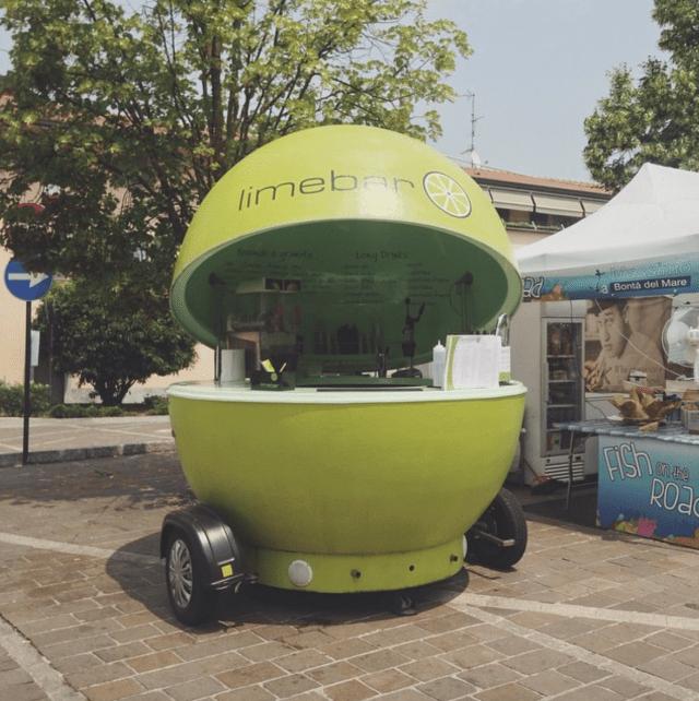 ingridesign limebar burago streetfood festival