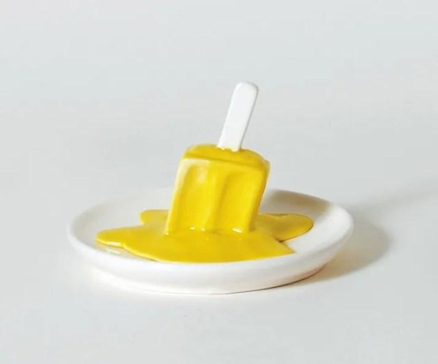 Melting popsicle ring holder by imm Living