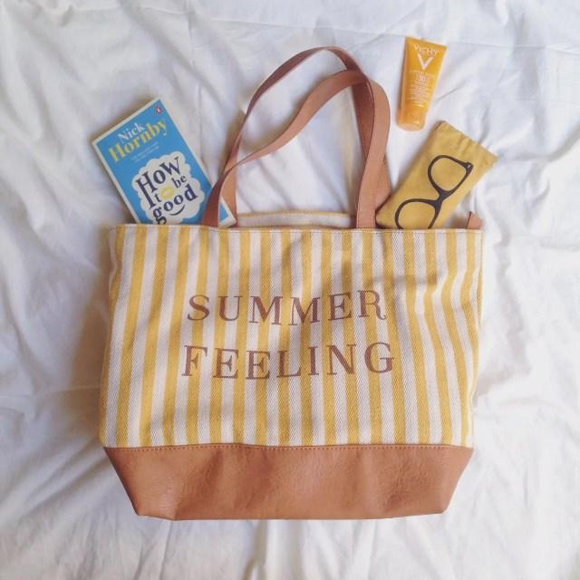 INGRIDESIGN_summer feeling :: beach bag