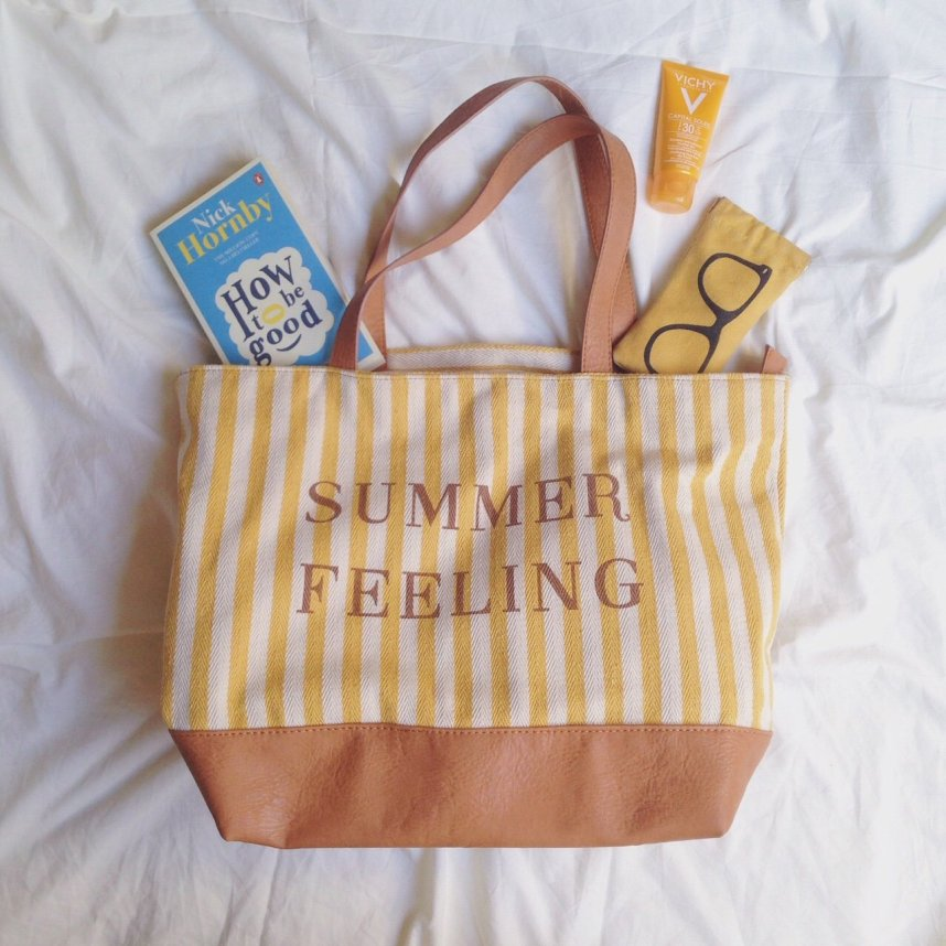 INGRIDESIGN_summer feeling :: beach bag