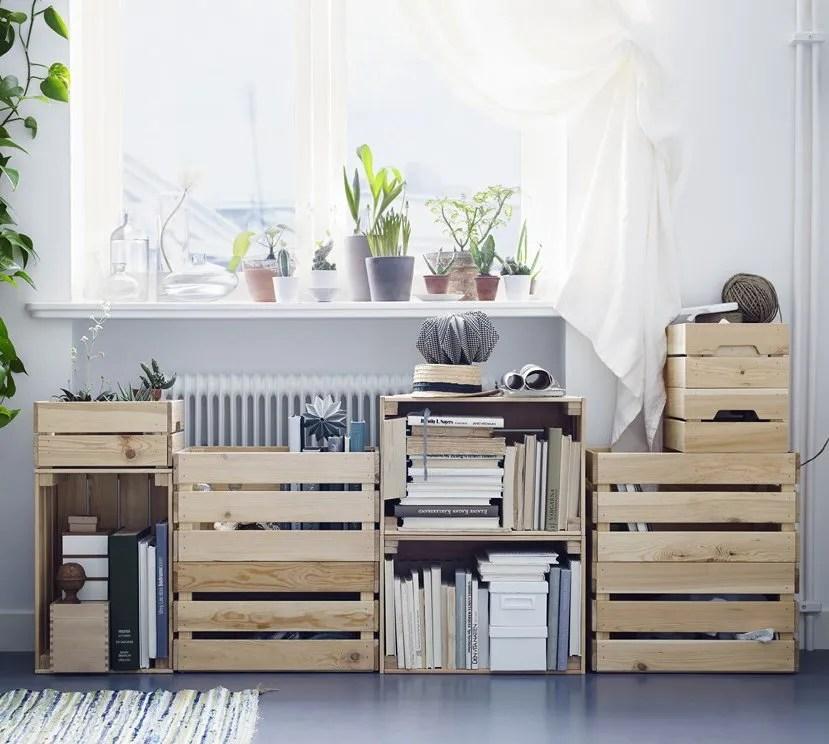 knagglig storage solution_IKEA