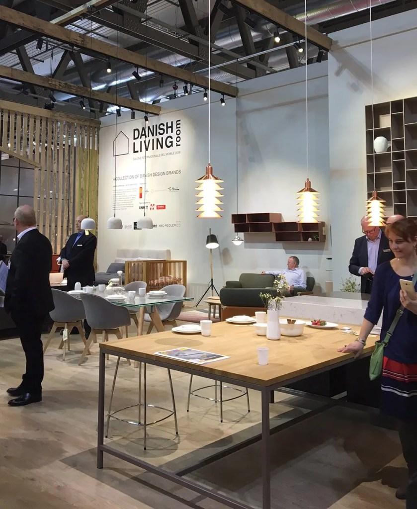 that scandinavian feeling_salone del mobile 2016_danish living room1