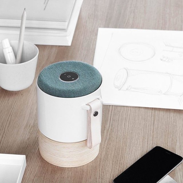 fugato_white_danish_ceramic_speaker