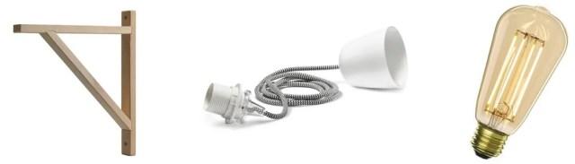 wall_lamp_IKEA_DIY_items