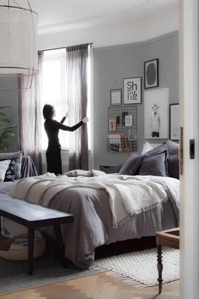 BEAUTIFUL BEDROOM WITH DANISH DESIGN Thatscandinavianfeeling Mesmerizing Bedroom Designer
