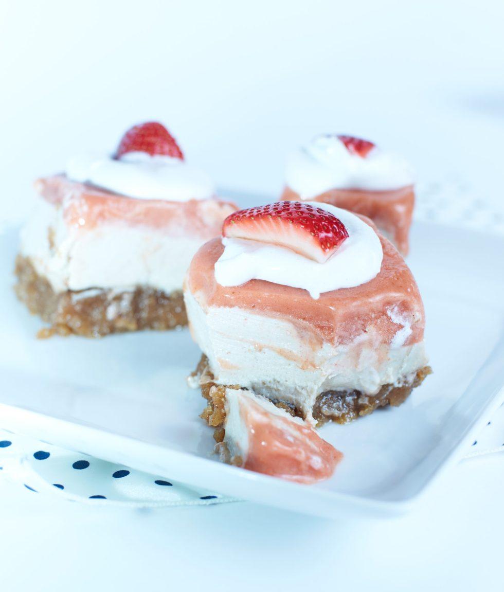 Chelsea Cheesecake Bites II