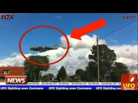 NEW UFO Sightings UFOs Caught On Tape 2016