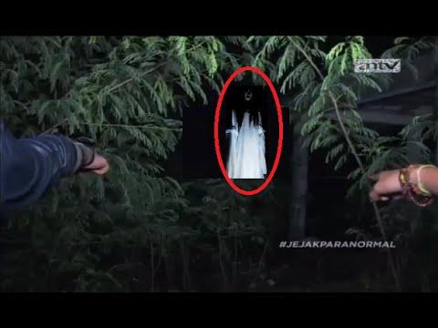 Penampakan Sosok Jubah Putih Penjaga Villa Angker JawaBarat ~ Jejak Paranormal FULL 30 Januari 2016